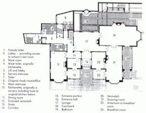 History of Casa Labia — Casa Labia