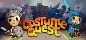 Costume Quest on Steam (or iOS, XBLA, PSN) - if you love Halloween, then you can play this game to get in the holiday spirit. Created by Double Find Productions! I loved it.