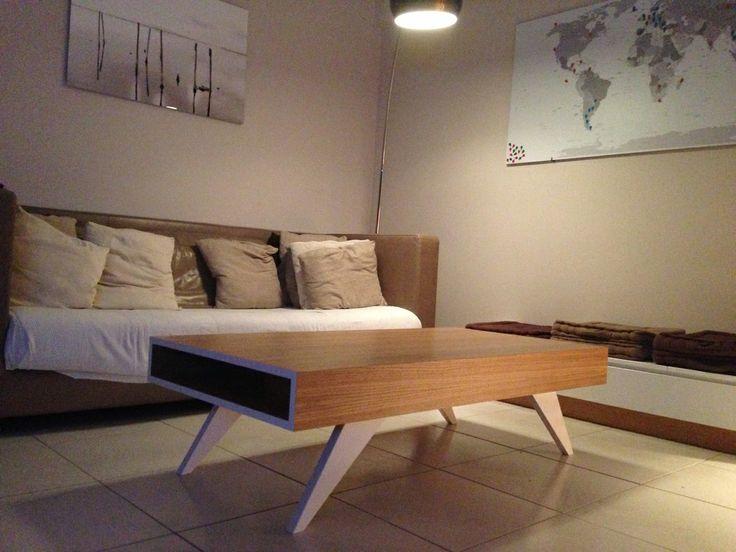 "Coffee table ""Reptile"" Design by PanosMakris."