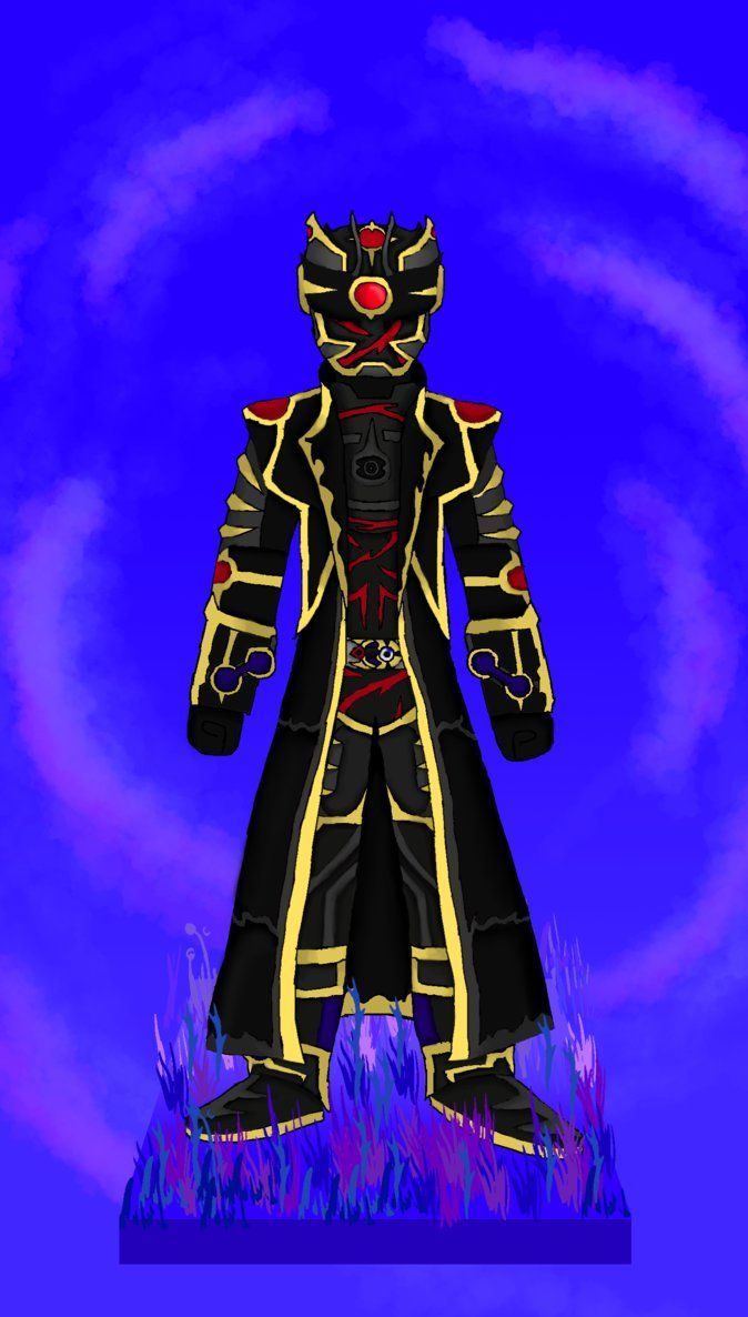 This is a Kamen Rider I created called Kamen Rider Renegade