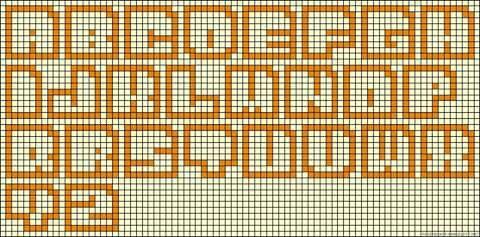 Alphabet n.2