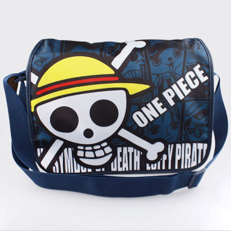 One Piece Style Bag (3 colors) //Price: $21.99 & FREE Shipping //     #anime #otaku #manga #kawaii #animegirl #animelover