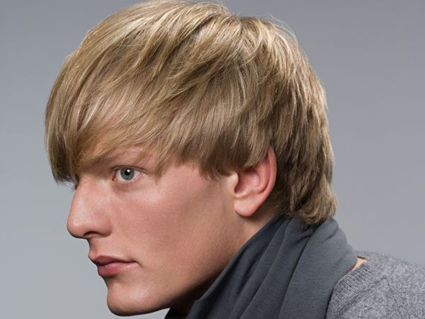 mans hair style for 2014 | Young Man Hairstyle High Class Hairstyles For Men Thin Hair