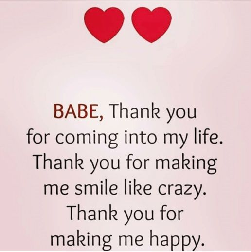 Inspirational Love Quotes Love Sayings Thank You Making Me Happy