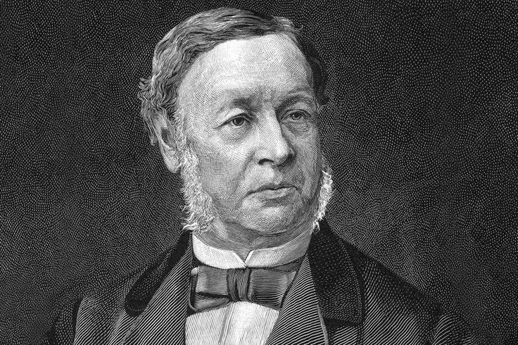 circa 1870: Theodor Schwann (1810-1882). German physiologist and histologist. Professor at Louvain 1838-48 and at Liege from 1848. A cofounder with Matthais Schleiden of cell theory. Called the father of cytology.