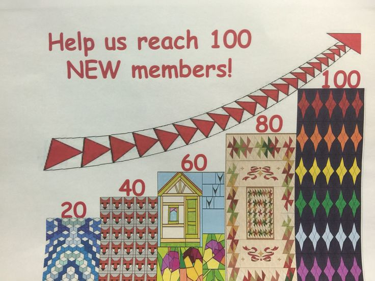 WE reached our goal!