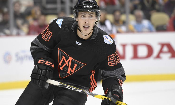 Dreger: 'Terrific tournament' for Oilers centers = Center used to be a position of weakness for the Oilers, but the performances of Connor McDavid, Ryan Nugent-Hopkins and Leon Draisaitl at the World Cup of Hockey are helping to showcase one of the.....
