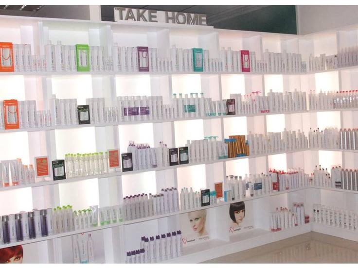 124 best Salon ideas images on Pinterest | Beauty bar, Nail salons ...