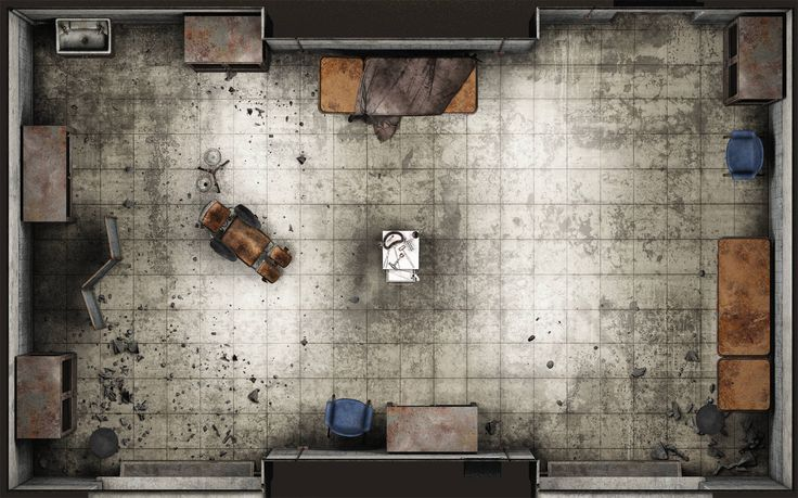 Treatment Room | Modern Maps in 2019 | Fantasy map, Map ...