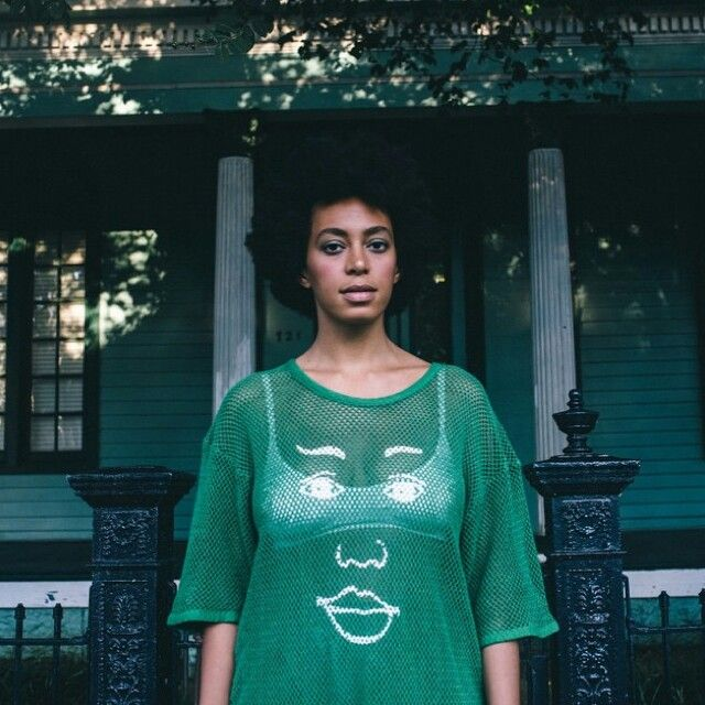 Goddess Solange Knowles