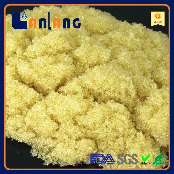 TY MB-1 mixed bed ion exchange resin for water deionizer---contact information: Address: B-11-17, No.9, Xiaoqiang Road, Taiyuan, Shanxi, China   Tel:+86(0)351-3343081/3343082   Fax:+86-(0)351-3343281   sales@lanlangcorp.com.cn   http://lanlangcorp.en.alibaba.com