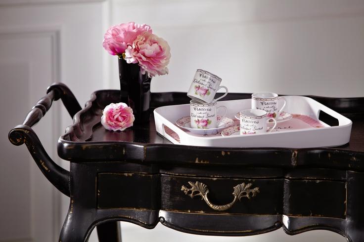 Rosy serisi ile sofralarınız güzelleşsin #bernardo #yemektakimi #dinnerware #tabledesign #kitchen #mutfak