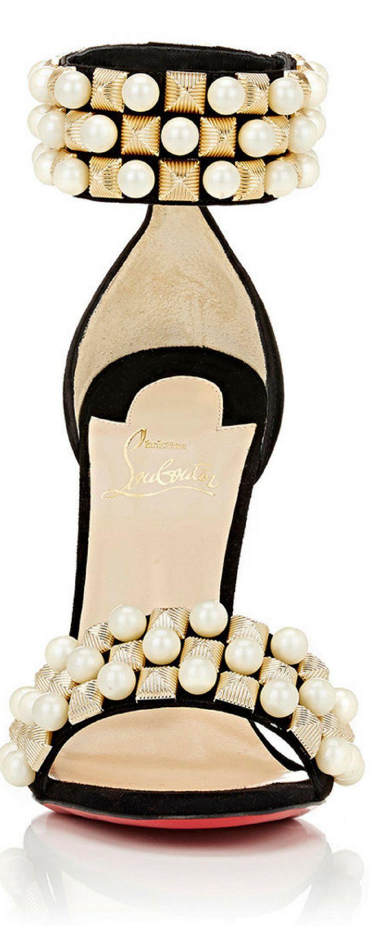 CHRISTIAN LOUBOUTIN Tudor Bal Sandals (affiliate)