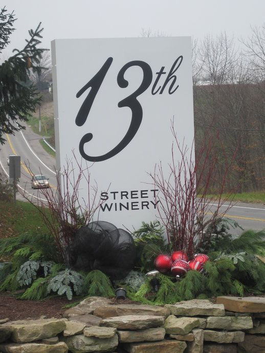 13th Street Winery in Niagara's Twenty Valley