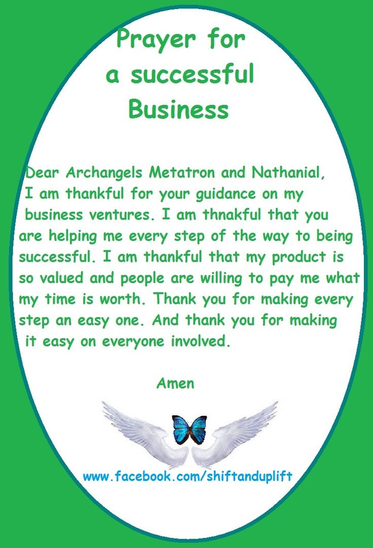 best images about prayers and affirmations angel work on prayer for a successful business god and angels do one side of the work but