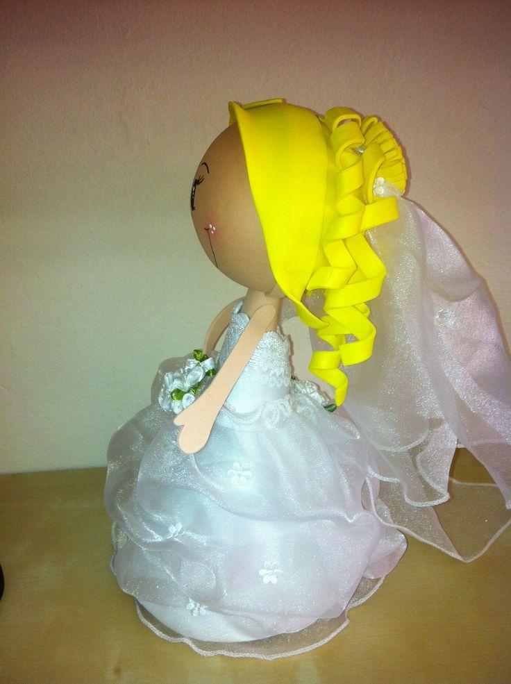 Nevěsta - fofucha