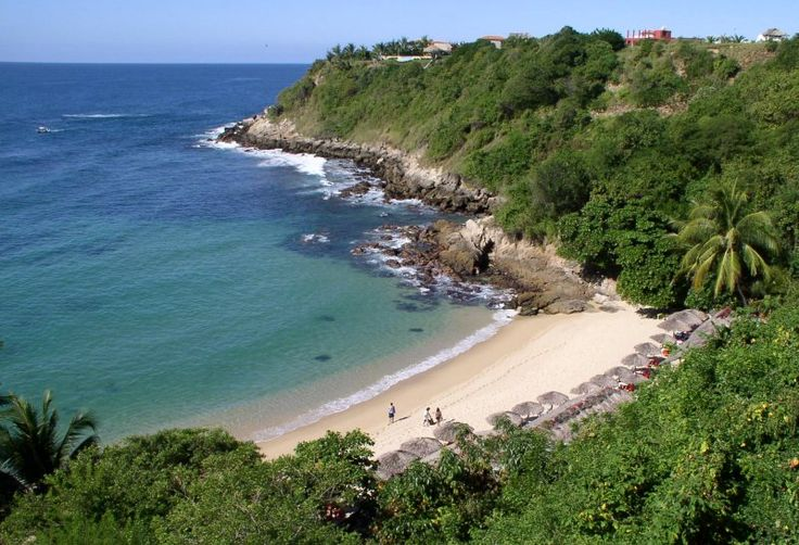 Playa Carrizalillo, Puerto Escondido