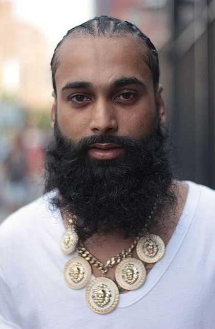 Surprising 1000 Ideas About Black Men Beards On Pinterest Beards Best Short Hairstyles Gunalazisus