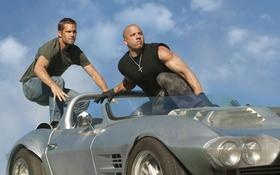 FAST AND THE FURIOUS                                  -Brian (Paul Walker): I thought if I got in your good graces you might let me keep my car./Dom (Vin Diesel): You are in my good graces, but you ain't keeping your car.