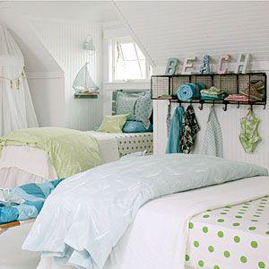 15 Beautiful Bedrooms | Bend the Rules | CoastalLiving.com
