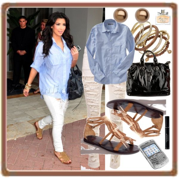 Kim Kardashian 2 By Louboutin Lover On Polyvore