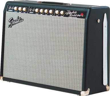 Custom Vibrolux® Reverb | Fender Pro Tube Series | Fender Amps