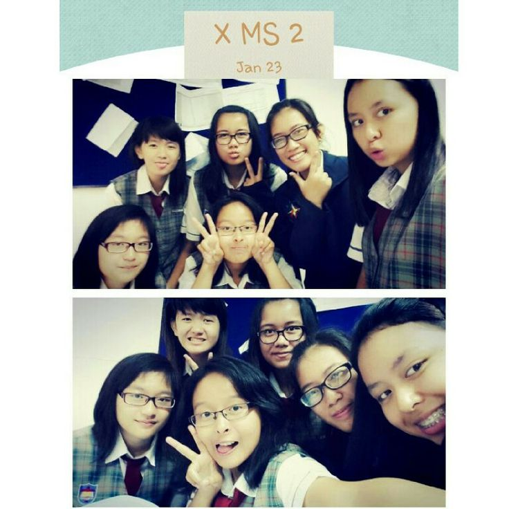 Classmates! #fellass