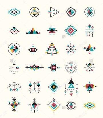 Sencillas Y Precisas Plantillas De Tatuajes Pequeños Tatuajes En