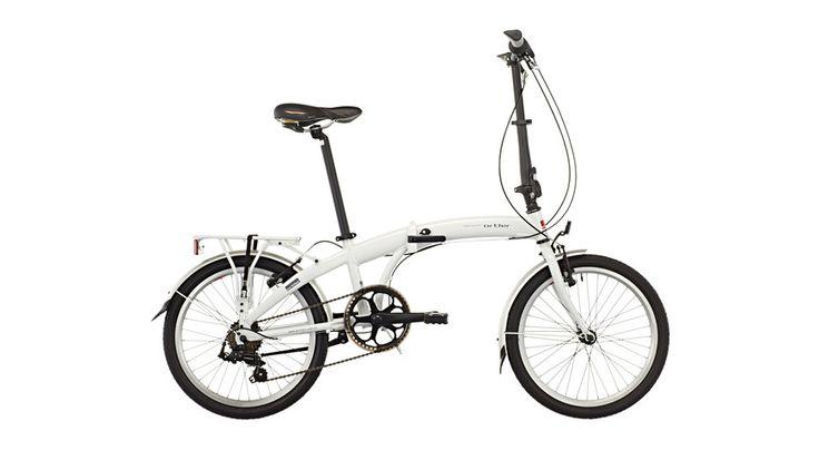 Ortler London - Bicicletas plegables - blanco