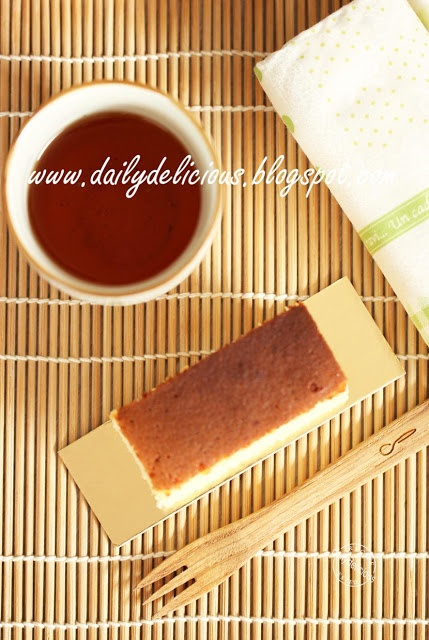 Japanese Castella Lovely tea time treat!