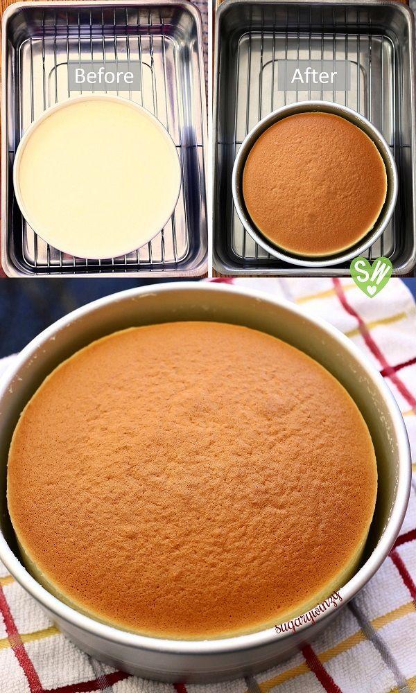 how to make japanese cheesecake recipe