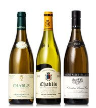 Chablis wines-- good for pairing with fish dishes