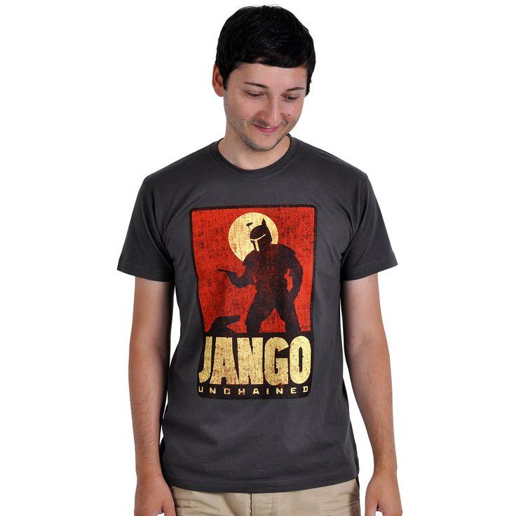 jango unchained t shirt fur star wars fans braun s xxl amazon de bekleidung jango jangofett django movieshirt starwars starwars2015 fashion