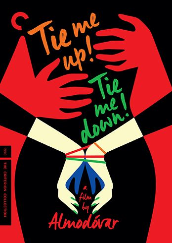 Tie Me Up! Tie Me Down! (1990) - The Criterion Collection