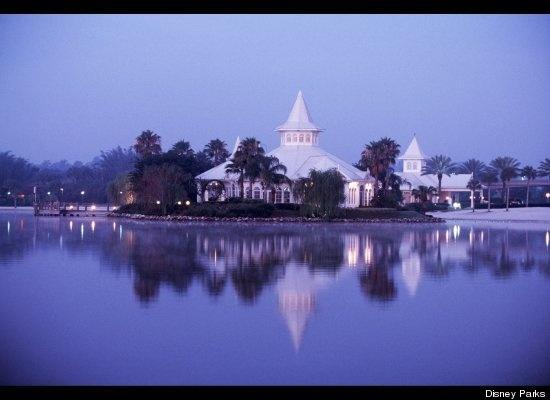 Rebecca Dolan: Disney World Wedding: An African Night In Central Florida