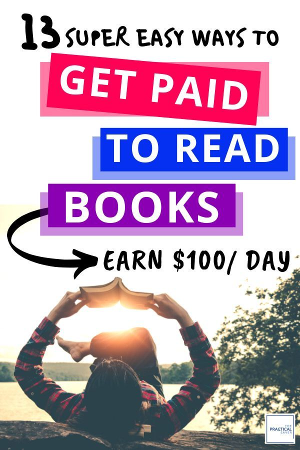 13 Super Easy Ways To Get Paid To Read Books (Up To $100/Day) – SeedTime (Money Tips)