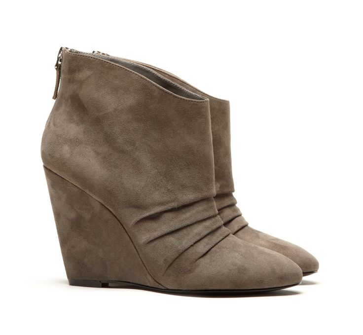 ABBY  wedge bootie