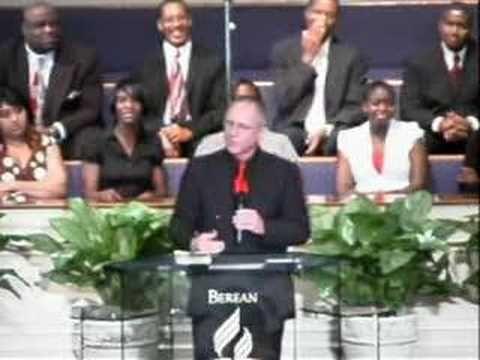 Reggie Whiddon Testimony 1-2 - Baptist pastor discovers the 7th Day Sabbath!