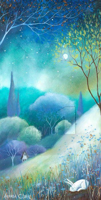 Moonlight & Mist ~ by Amanda Clark