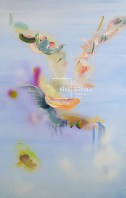 Justyna Pennards-Sycz - Physalia physalis uczy się latać #2 - VIVID gallery