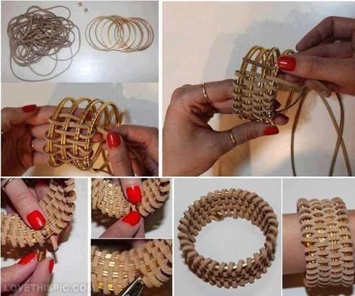 DIY String Bracelet crafts, diy, diy bracelet, diy jewelry, craft bracelet, crafty, easy diy, easy crafts, craft ideas, diy ideas, jewelry diy