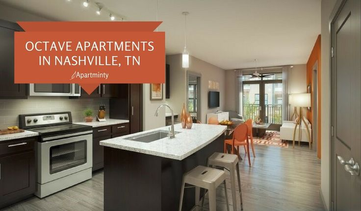 Octave Apartments In Nashville Tn