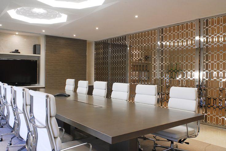 PORTFOLIO - Qatargas - Robarts Interiors and Architecture