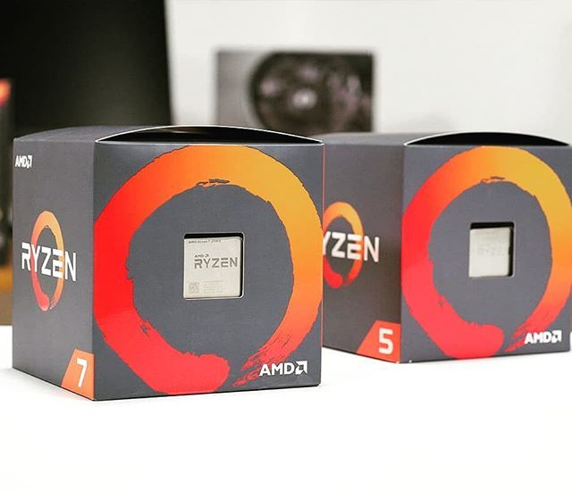 Say Hello To The Ryzen 7 2700x Ryzen 7 2700 Ryzen 5 2600x And Ryzen 5 2600 Ryzen 2ndgen Cpu Techspot Computer Parts And Components Amd Generation