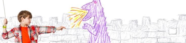 Hojas para colorear gratis de Crayola