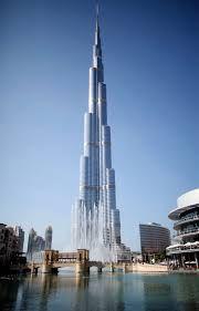 Burj Khalifa - Dubai Expo 2020