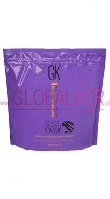 GK Hair miami beach bombshell clay lightening powder 450g. Global Keratin Juvexin
