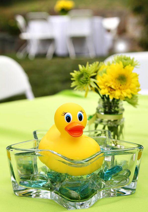 25  best ideas about rubber duck centerpieces on pinterest