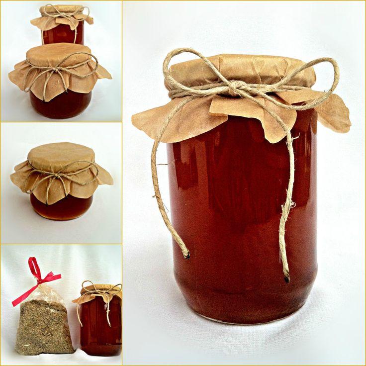 Pure Natural Raw Honey Greek 1 kg Wildflowers Harvested Sep 2016 Samothraki Bio #SAMOTHRAKIBIOFARM