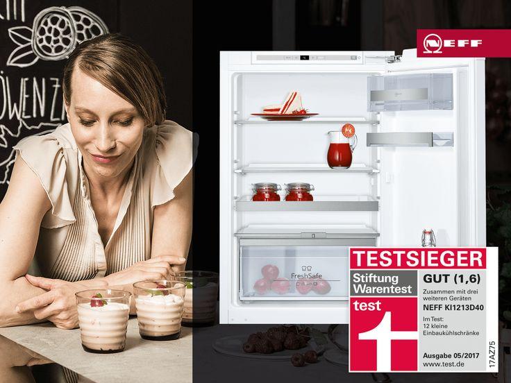 30 besten neff kuhl und gefriergerate bilder auf for Einbaukühlschrank testsieger